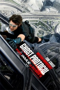 Mission Impossible 4 ปฎิบัติการไร้เงา
