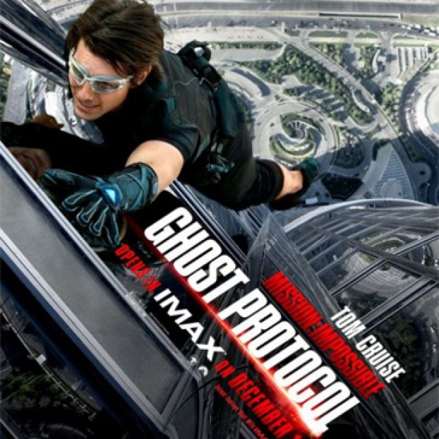 Mission Impossible 4 ปฎิบัติการไร้เงา master