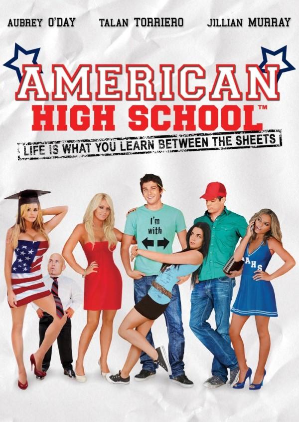 American High school เกรียนเก๋าสาวเวอร์จิ้น