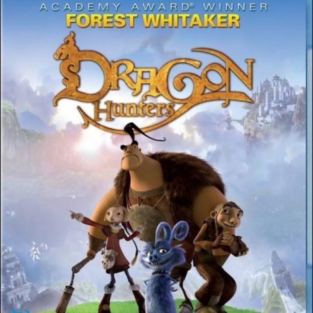 Animation Dragon Hunters 4 ผู้กล้านักรบล่ามังกร