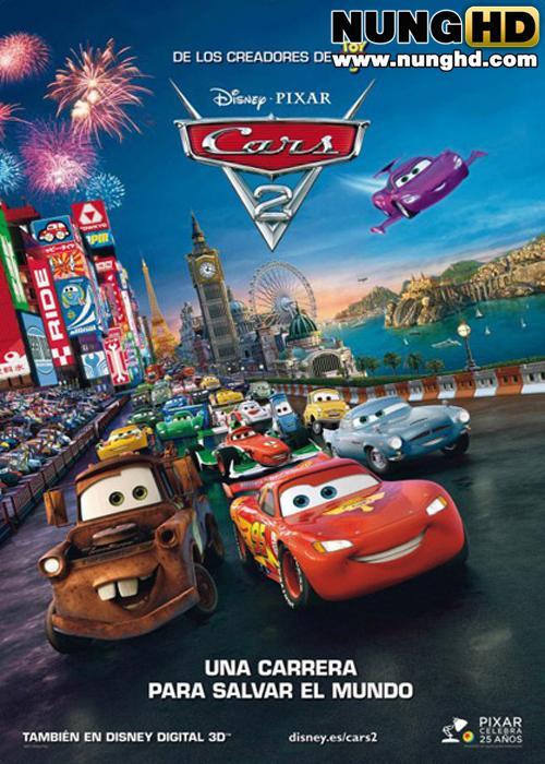 Cars 2 คาร์ส 2 สายลับสี่ล้อ ซิ่งสนั่นโลก