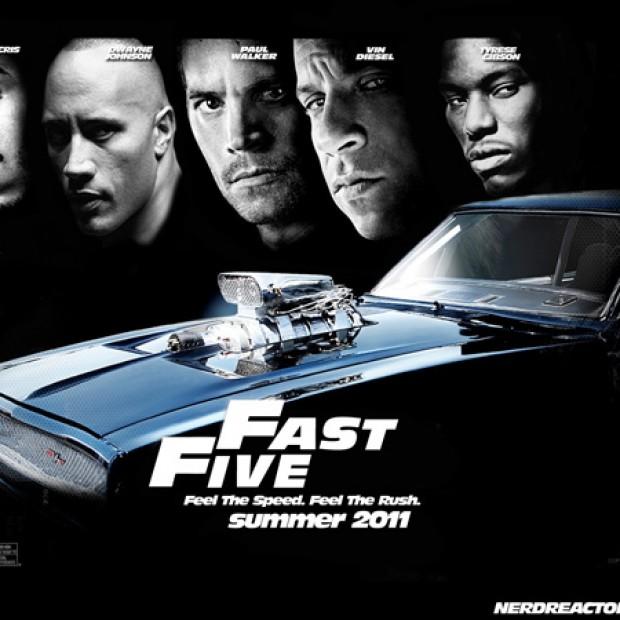 Fast Five เร็ว แรง ทะลุนรก 5