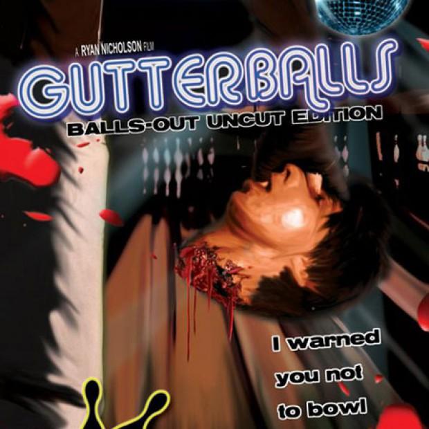Gutterballs โบว์ลิ่งละเลงเลือด
