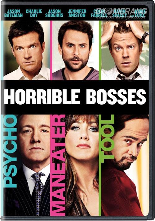 Horrible Bosses(2011)
