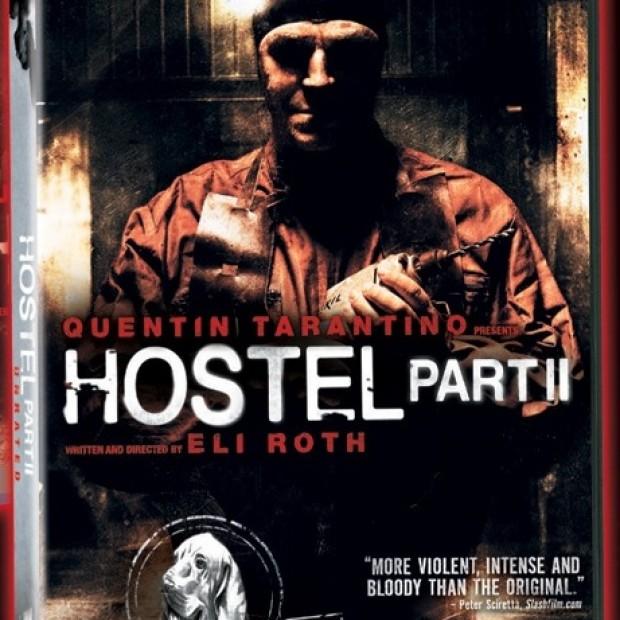 Hostel 2 นรกรอชำแหละ 2