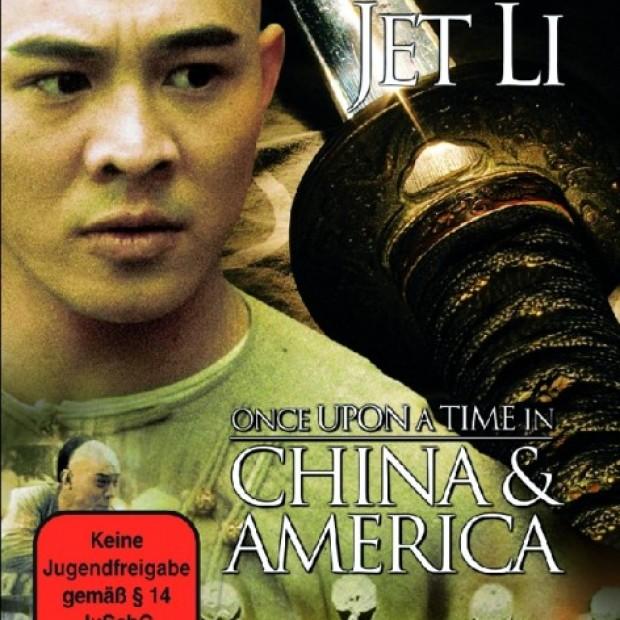 Once Upon a Tine in China and America หวงเฟยหง พิชิตตะวันตก[พากย์ไทย]