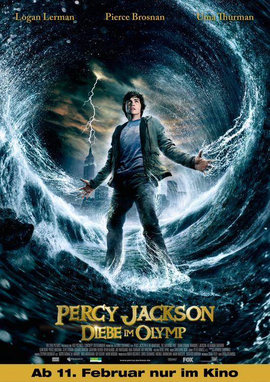 Percy Jackson กับ สายฟ้าที่หายไป