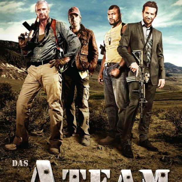 The A-Team เอ-ทีม หน่วยพิฆาตเดนตาย