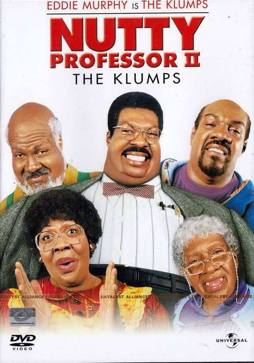 The Nutty Professor II The Klumps นัตตี้โปรเฟสเซอร์ 2 ตุ๊ต๊ะมหัศจรรย์ตระกูลคลัมพ์
