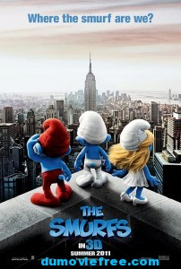 The Smurfs เดอะ สเมิร์ฟส์