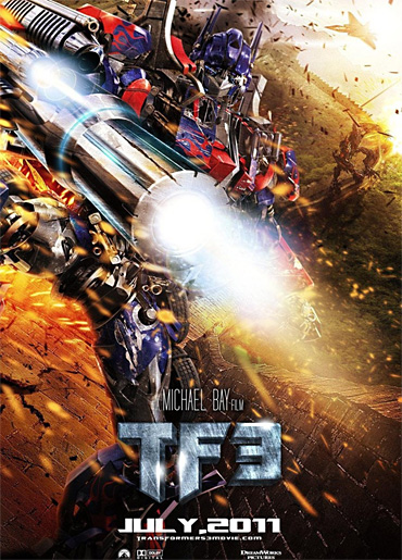 Transformers 3 The Dark of The Moon 2011
