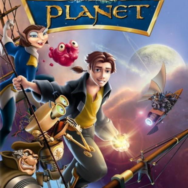 Treasure Planet ผจญภัยล่าขุมทรัพย์ดาวมฤตยู