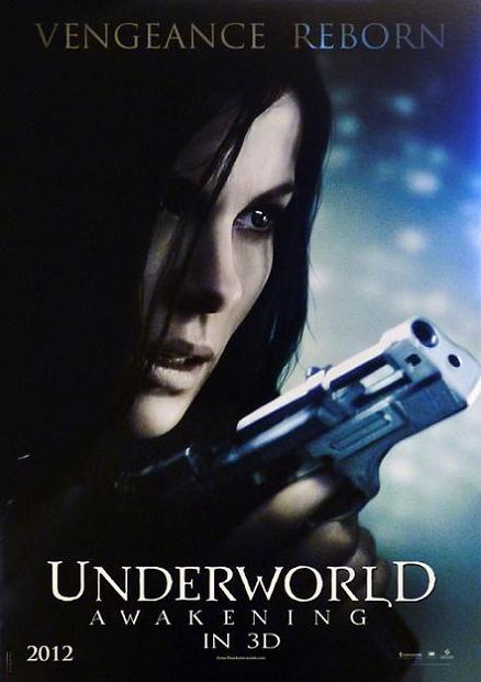 Underworld Awakening 4 สงครามโค่นพันธุ์อสูร 4 กำเนิดใหม่ราชินีแวมไพร์