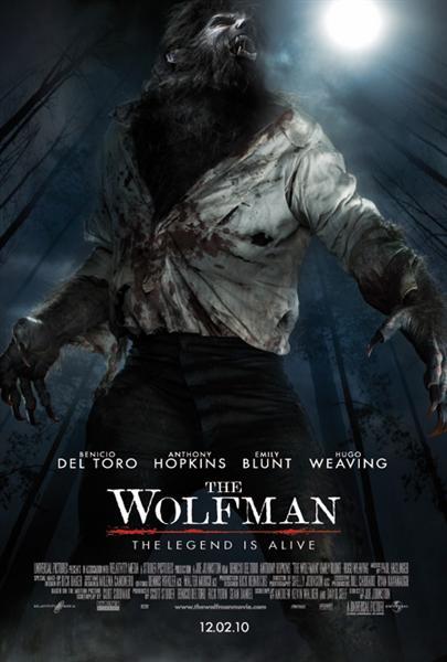 The Wolfman มนุษย์หมาป่า ราชันย์อมตะ