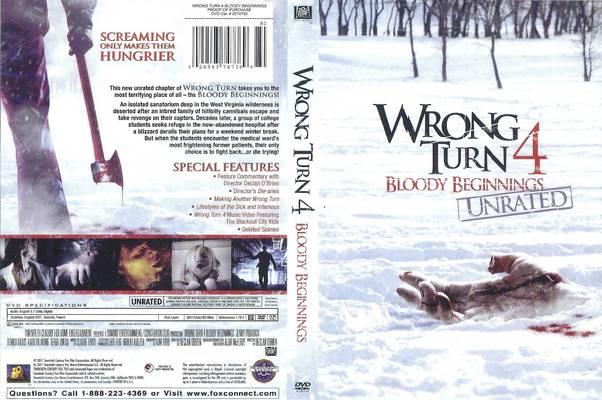 Wrong Turn 4 Bloody Beginnings หวีดเขมือบคน ภาค 4