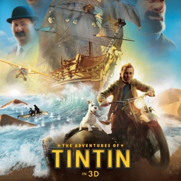 The Adventures of Tin Tin การผจญภัยของตินติน มาสเตอร์