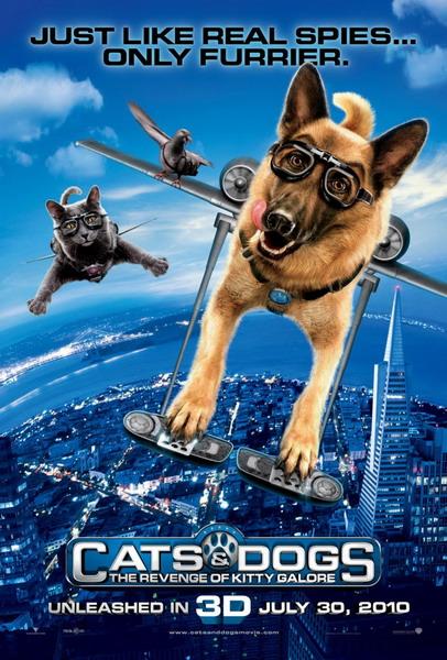 Cats & Dogs 2 สงครามพยัคฆ์ร้ายขนปุย 2