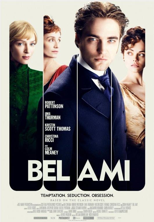 Bel Ami เบลอามี่ ผู้ชายไม่ขายรัก