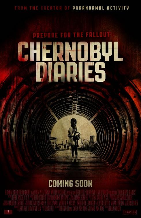 โรงไฟฟ้าขนหัวลุก Chernobyl Diaries