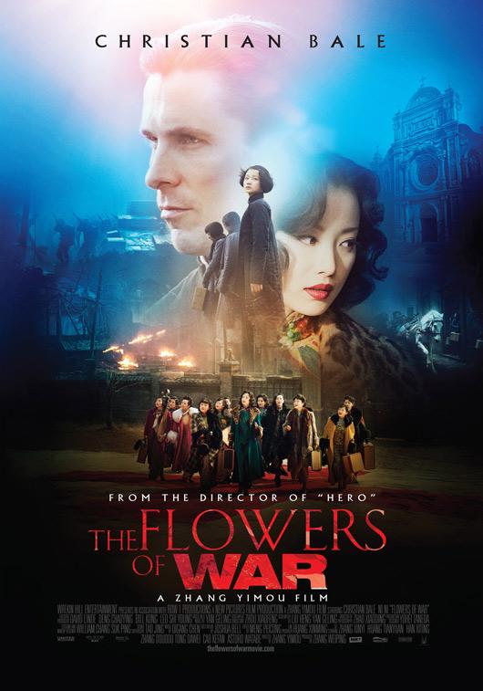 The Flowers of War สงครามนานกิงสิ้นแผ่นดินไม่สิ้นเธอ