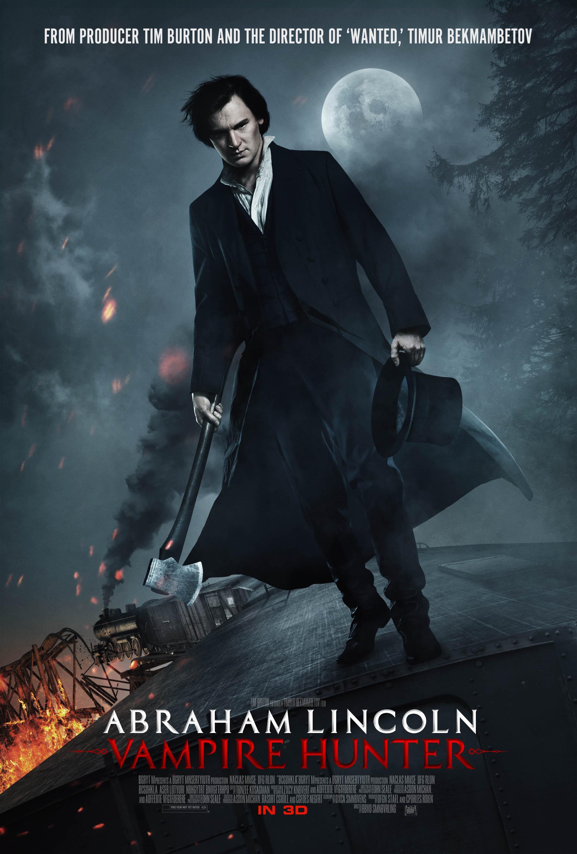 Abraham Lincoln : Vampire Hunter ประธานาธิบดีลินคอล์น นักล่าแวมไพร์