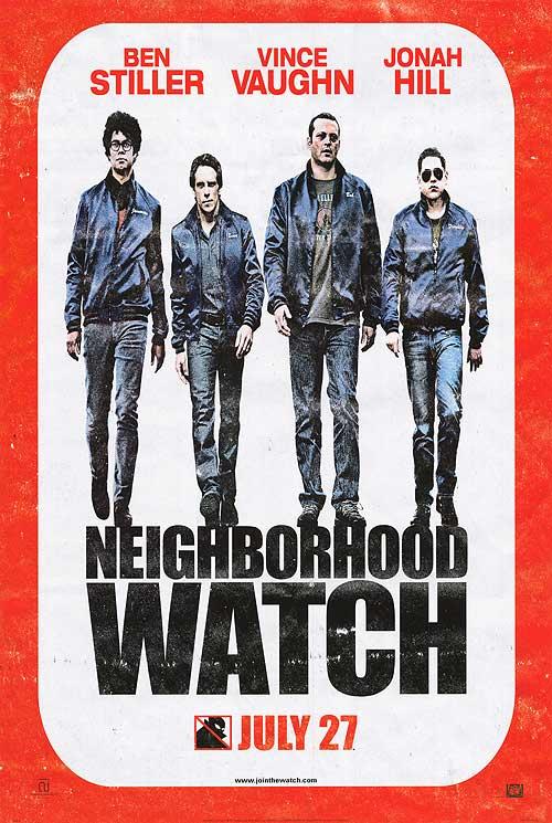 Neighborhood Watchs