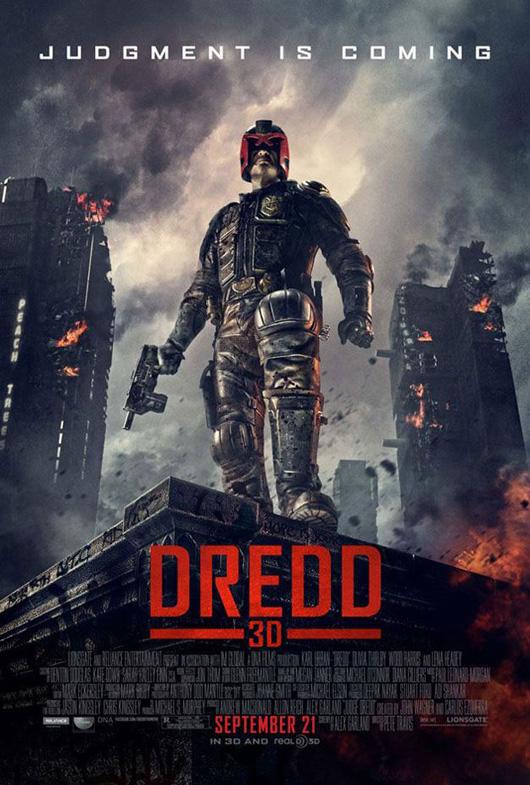 Dredd 3D