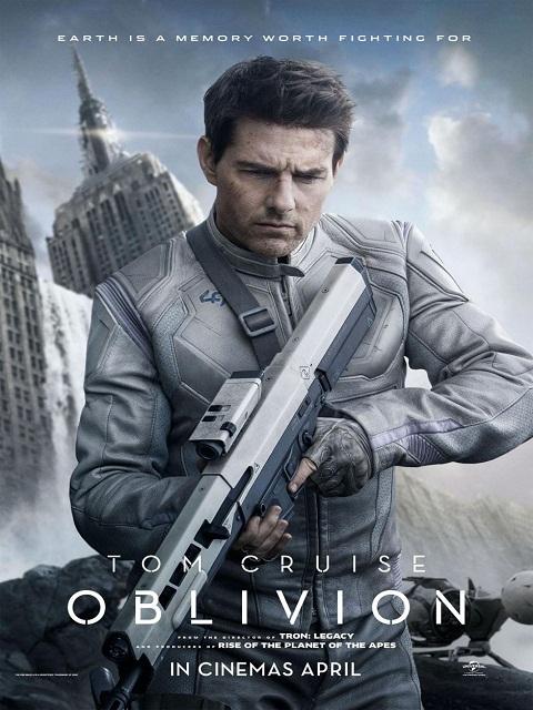 Oblivion (2013) อุบัติการณ์โลกลืม [Zoom][Soundtrack]