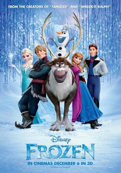 ผจญภัยแดนคำสาปราชินีหิมะ Frozen