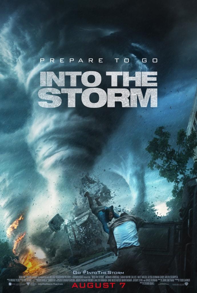 โคตรพายุมหาวิบัติกินเมือง Into the Storm