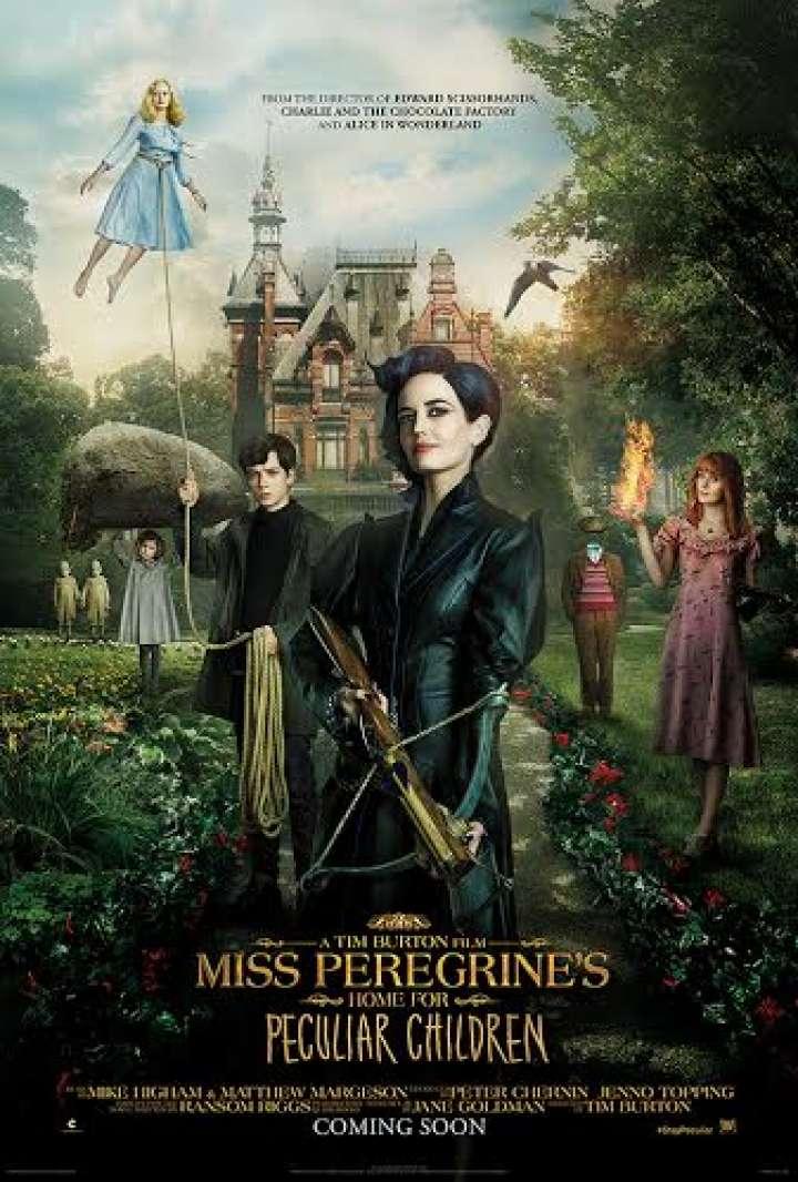 MISS PEREGRINE (2016) บ้านเพริกริน เด็กสุดมหัศจรรย์