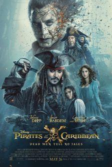 Pirates of the Caribbean 5 สงครามแค้นโจรสลัดไร้ชีพ